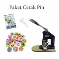 Paket Pin Talent 2 Mold